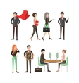 group people business and teamwork vector image vector image