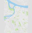 belgrade colored map
