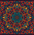 ethnic seamless pattern ornamental vector image