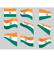 indiaflag2 vector image