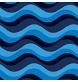 sea pattern vector image