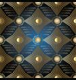 stars and sun seamless patterngreek geometric vector image