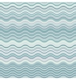 pastel waves seamless pattern vector image vector image