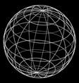 creative ball vector image vector image