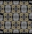 greek seamless pattern vector image vector image