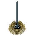 mop icon image vector image