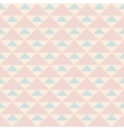 Pastel retro seamless pattern vector image