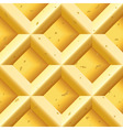 waffles seamless texture vector image vector image