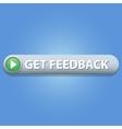 Get Feedback Button vector image