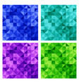 a set abstract backgrounds for web vector image vector image