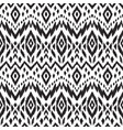 ethnic print for fashion fabric vector image vector image