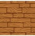 Wooden texture background seamless pattern vector image
