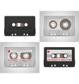 audio cassette 05 vector image vector image