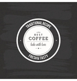 Special Coffee Label vector image