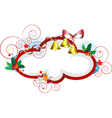 Frame for Christmas gifts vector image