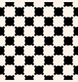 geometric checkered texture modern minimal vector image vector image