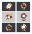 flower healtf vector image
