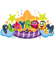 playroom vector image vector image