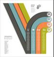modern design template 4 vector image