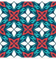 arabic ornamental ceramic tile vector image