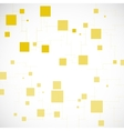 background abstract texture with squares vector image vector image
