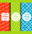 bright seamless color pattern made of vector image vector image