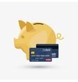 Money design Financial item icon White vector image