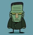 Frankenstein vector image