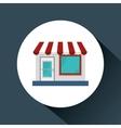 store icon e-commerce design vector image vector image