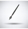 Fountain pen icon vector image vector image