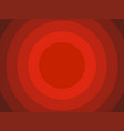 red circles background geometric overlap vector image