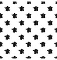 france pattern vector image