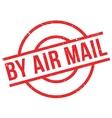air mail ruuber stamp