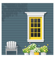 architectural element window background 1 vector image vector image