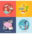 Science And Research Set vector image vector image