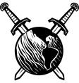 Crossed Swords Earth