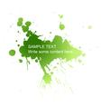 fresh wash vector image vector image