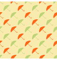 seamless pattern with umbrellas vector image