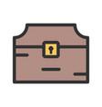 treasure chest ii vector image