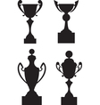 cup awards vector image