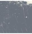Distress Grey Texture vector image