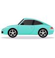 targa top car body type vector image vector image