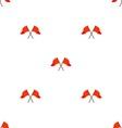 seamless flagi rad vector image vector image