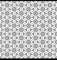 seamless pattern based on japanese geometric vector image vector image