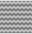 Zig zag chevron brown tile pattern vector image vector image