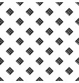 part of pill pack pattern seamless vector image