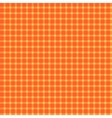Simple plaid cloth vector image