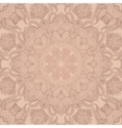 Pastel Lace Ornament vector image