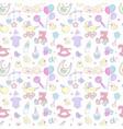 newborn baby shower seamless pattern boy girl