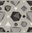 abstract backdrop with polygon vector image vector image